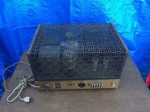 Vintage Heathkit Tube  Amplifier Model W-5M