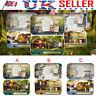 3 Themes DIY Mini Box Theatre Dolls House Dollhouse Miniature Kits Toy UK 2020