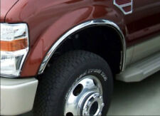 Ford F450,F550 (FrontsOnly) '99-C Stainless Fender Trim