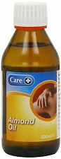 Cuidado 200ml De Aceite De Almendras