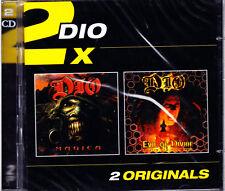 DIO magica/evil or divine  2CD NEU OVP/Sealed