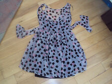 Topshop Mini Spotted Dresses for Women