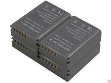 new 4pcs BLN-1 Battery for Olympus OM-D M-5 E-M5 EM5 EM1 E-M1 PEN E-P5 EP5 BLN1