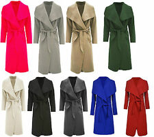 Women's Outdoor No Pattern Trench Coats, Macs Coats & Jackets
