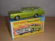 mercury commuter n'73 matchbox superfast en boite