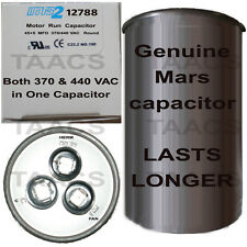 25 Jard by Mars Capacitors 45+5 uf Mfd 370/440V 12788 Total 25 Capacitor Deal