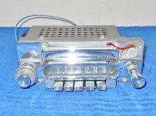 1962 Mercury Monterey Custom S-55 Hardtop Sedan Wagon Convertible ORIG AM RADIO