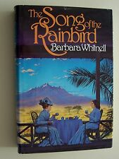 Song of the Rainbird by Barbara Whitnell 1984 1st HC Life in Kenya Africa