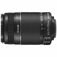 Canon EF-S 8546B002 55-250mm f/4-5.6 STM IS Lens