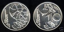 Silber Probe 10 DM 40 J. BRD von Victor Huster, selten