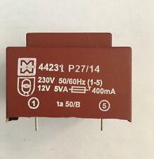 MYRRA-44231 Isolation Transformer EL 42x148 SVA 12V 417 MA 1x230v PCB Mounted
