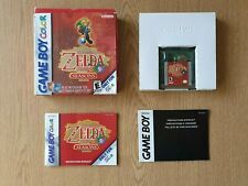 The Legend Of Zelda - Oracle Of Seasons boxed US version Gameboy Color