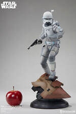 Boba Fett McQuarrie Concept Artist Star Wars Premium Format 1/4 Statue Sideshow