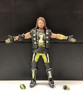 WWE Mattel AJ Styles Elite Series #74 Figure loose