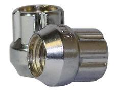 Wheel Lug Nut-Spline Lug Nut OE Truck 6 Sided 9/16.