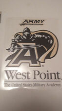 West Point  Army Black Knights  NCAA Removable Stickers-Decals  Free Shipping
