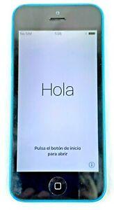 WORKS Great Apple iPhone 5c - 32GB - Blue (Verizon) A1532 (CDMA  GSM) Very good