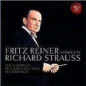 Fritz Reiner Conducts Richard Strauss: The Complete RCA and Columbia Recordings (2014)