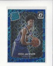 2017-18 Donruss Optic Blue Velocity #197 Josh Jackson RR Rookie Suns