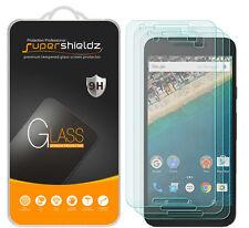 3X Supershieldz LG (Google) Nexus 5X Tempered Glass Screen Protector Saver