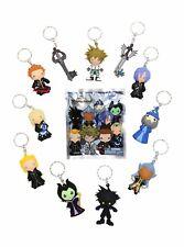 Case of 24:Kingdom Hearts Keychain 3D Foam Figural Keyring Mystery Blind Bag