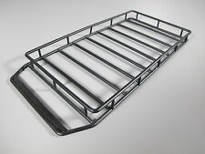 "Metal Roof Rack Tamiya R/C ""TOY"" 1/10 Ford F350 Hilux Bruiser Jeep Pajero Truck"