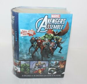 Marvel Avengers Assemble 160 Pieces Jigsaw Puzzle Brand New 3+