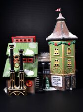 Department 56 North Pole Series #56384 Elfin Forge And Assembly Shop