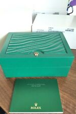 ROLEX OYSTER PERPETUAL DATEJUST 116234 WATCH BOX, OUTER, INSTRUCTIONS