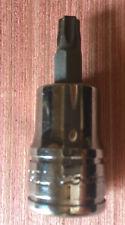 Snap On T30 Ftxr30e 38 Drive Torx Socket Bit