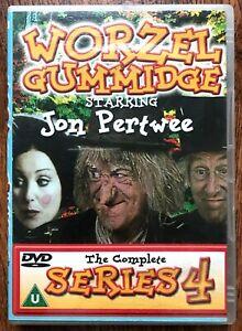 Worzel Gummidge Series 4 DVD Box Set The Original Classic Cult Kids Show