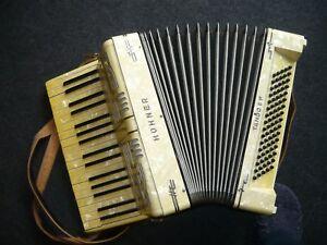 Hohner Tango II F Akkordeon Generalüberholt wie neu