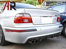 Exo Look Carbon Fiber Rear Bumper Diffuser Lip 1996-2003 BMW E39 5-Series M5 4Dr