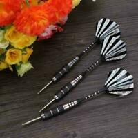 3Pcs Professional Steel Target Throwing Tip Darts Darts game S5K9