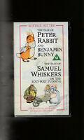 VHS Video PETER RABBIT & SAMUEL WHISKERS - Beatrix Potter (PAL)
