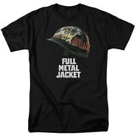 Full Metal Jacket Movie POSTER Licensed Adult T-Shirt All Sizes