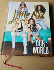 Our World by Little Mix - Hardback Book 2016 - NEW