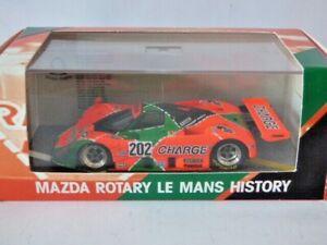 Spark Models 1/43rd Scale Mazda 767B No.202 Le Mans 1989