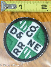 Patch #206 Duluth & Northeastern RR Co. ( Railroad Patch )