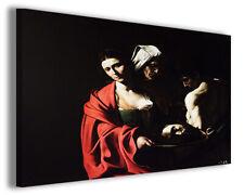 Quadri famosi Caravaggio VI stampe riproduzioni su tela copia falso d'autore