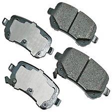 Brake Pads VOLKSWAGEN Routan 2009-2012 - Semi-Metallic Rear Pads