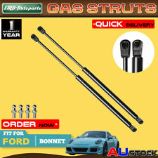 2x Bonnet LH RH Gas Struts for Ford Falcon Fairlane BA BF Series 2002 2003-2008