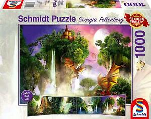 Schmidt Georgia Fellenberg Custodians of the Forest  Jigsaw Puzzle (1000 Pieces)