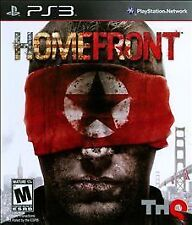 Homefront (Sony PlayStation 3, 2011)-PS3 Complete