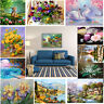 DIY 5D Diamond Painting Embroidery Flower Animals Cross Crafts Stitch Kit Gifts