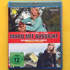 Mord mit Aussicht - Die komplette Staffel 1 - Folge 1 - 13 - BluRay BD Hengasch
