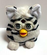 Furby Buddies Zebra Grau 90s Gestreift