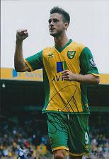 Ricky Van WOLFSWINKEL SIGNED Photo Norwich Dutch Football AFTAL Autograph COA