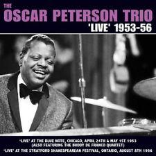 Trio: Live 1953-56 - Oscar Peterson (2014, CD NEUF)
