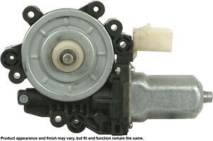 Power Window Motor Front Left Cardone 47-13066 Reman fits 08-12 Nissan Sentra